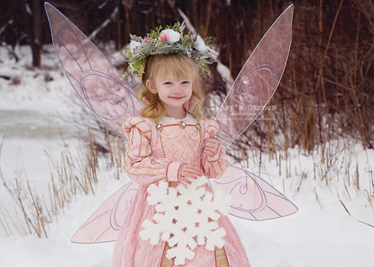 Gypsy's Corner Photography | WNY Photographer | Winter Fairy Mini Sessions © 2016
