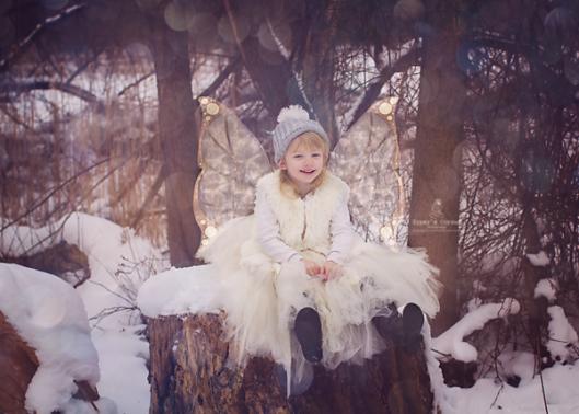 Gypsy's Corner Photography|Buffalo|WNY|Portrait Photographer|Winter Fairytale Mini Sessions © 2016