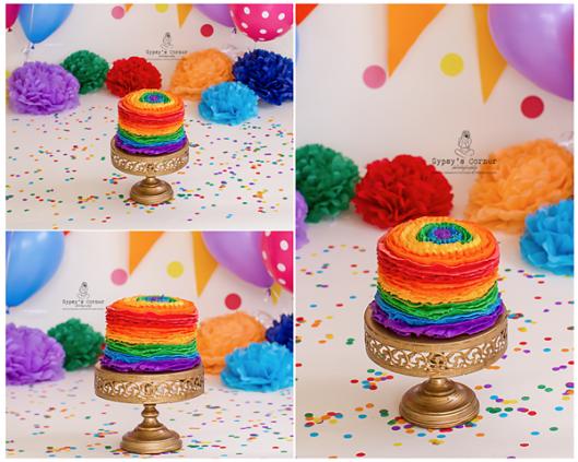 RainbowCake_Cakesmash_by_Gypsy's Corner Photography