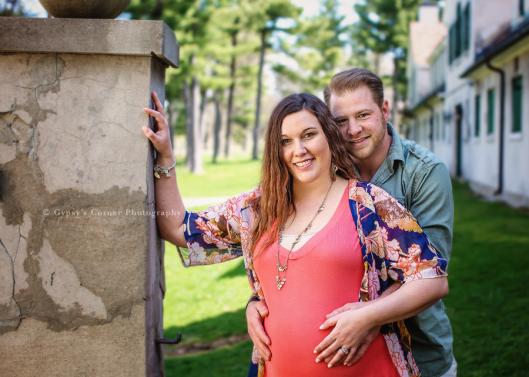 Buffalo Maternity Photographer | Maternity Session | Gypsy's Corner Photography