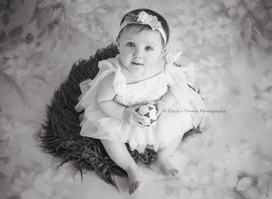 Buffalo Children Photographer|9 Month session