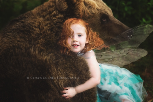 Buffalo Fairytale Photography | Gypsy's Corner Photography | Children Photographer