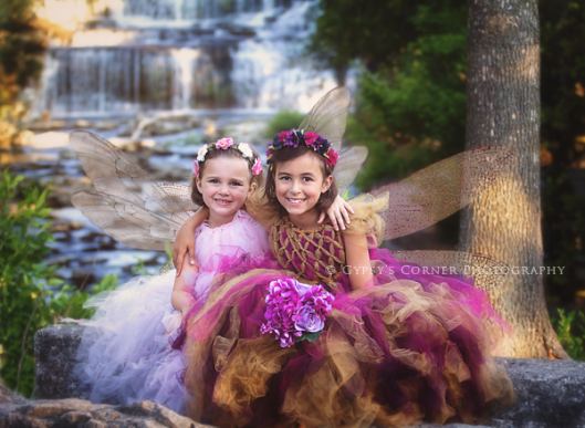 Buffalo NY Fairy Photography | Gypsy's Corner Photography | Children Photographer