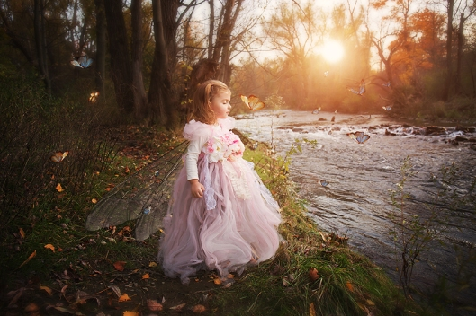 Buffalo Fairytale Photography|Fall Fairy|©Gypsy's Corner Photography
