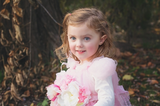 Buffalo Child Photographer Little Beauty ©Gypsy's Corner Photography