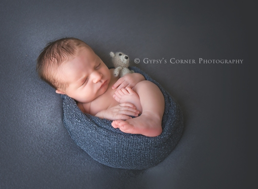 Buffalo Newborn and Baby Photographer | Cuddles | Gypsy's Corner Photography-64Web