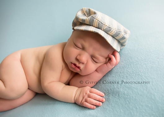 Buffalo Newborn Photographer| Baby Boy  |Gypsy's Corner Photography