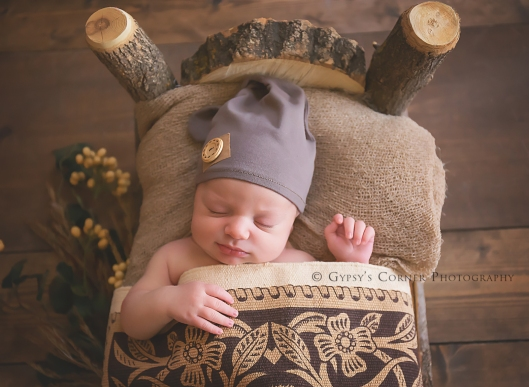 Buffalo Newborn Photographer| Content  |Gypsy's Corner Photography