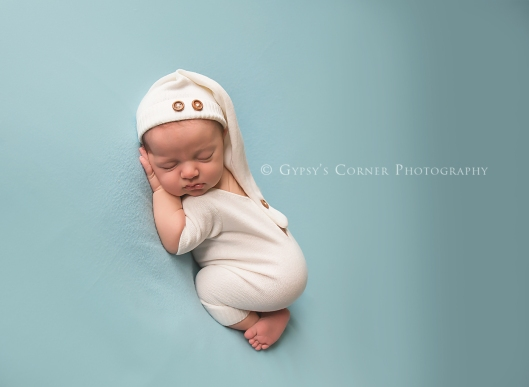 Buffalo Newborn Photographer| Newborn Boy |Gypsy's Corner Photography