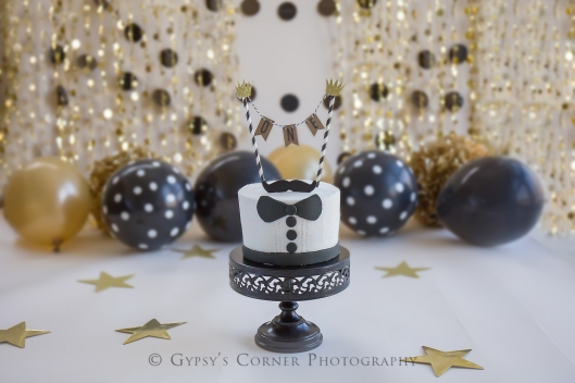 Buffalo Cake Smash Photographer|Gypsy's Corner Photography